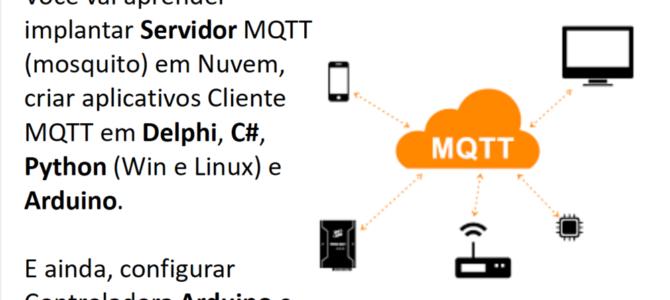 Curso MQTT & Internet das Coisas