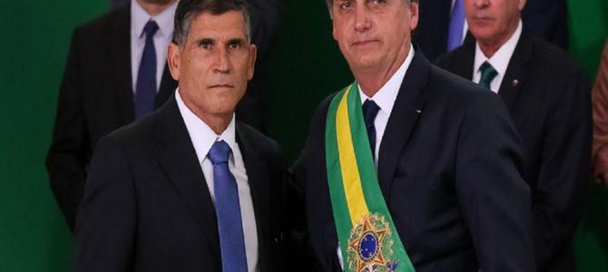 DinheiramaNews: Presidente Demite General Santos Cruz da Secretaria Geral