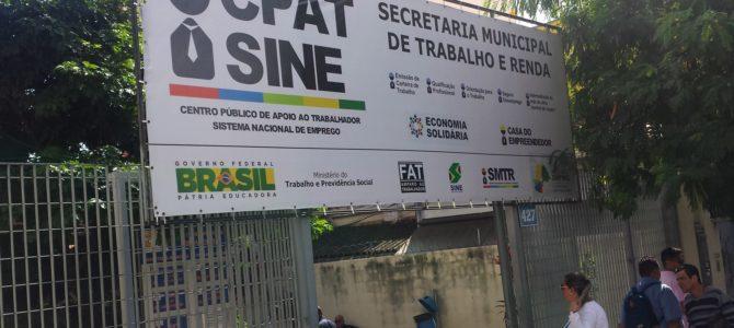 CPAT Campinas divulga 29 vagas de emprego com salários de até R$ 2,5 mil; vendedor é destaque