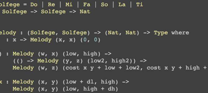 Artigo: Não é bem assim: exploração de sistemas para verificar a precisão musical
